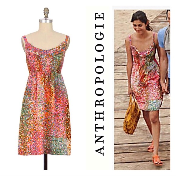 4f5b4224fa14 Anthropologie Dresses & Skirts - Anthropologie MAEVE Confetti Twirl Dress